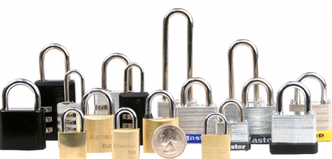 Keeping It Secure With A Padlock