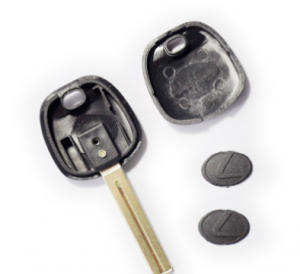 Transponder key open